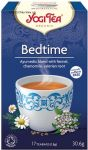 Чай Yogi Tea Bedtime17 Teabags (1.8g) - аюрведический чай Йоги Чай Спокойный Сон пакетированный 17*1,8 г