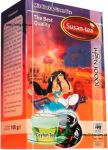 Чай Susan-Tea 1001 Nights 100g - чёрный цейлонский листовой чай с добавками Сусан 1001 Ночь 100 г картон