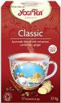 Чай Yogi Tea Classic 17 Teabags (2,2g) - немецкий аюрведический чай Йоги Чай Классический пакетированный 17*2,2 г