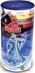 Чёрный Новогодний Цейлонский чай Мервин Снегурочка ПЕКО без добавок 150 г - Чай Mervin Premium Quality Black Tea Pekoe 150 g тубус