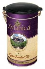 "Чай ""Zylanica"" - ""Ceylon Excellent Tea OP1"" - 175 гр. - ж/б"