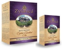 "Чай ""Zylanica"" - ""Ceylon Excellent Tea OPA Super"" - 100 гр. - картон"